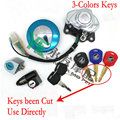 Ignition Switch Lock Fuel Cap key set fits For Steed400 Iron Horse 400/600 Magna 250 CA250 aftermarket