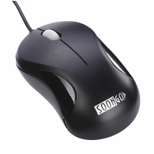 Computer Mini USB Wired Optical Mouse Game mouse Portable for Laptop, Notebook, Macbook - Red mice blue james donkey 007 mac custom computer usb wired length 1 8 m mechanical big mouse laptop game comfortable sense smart mice