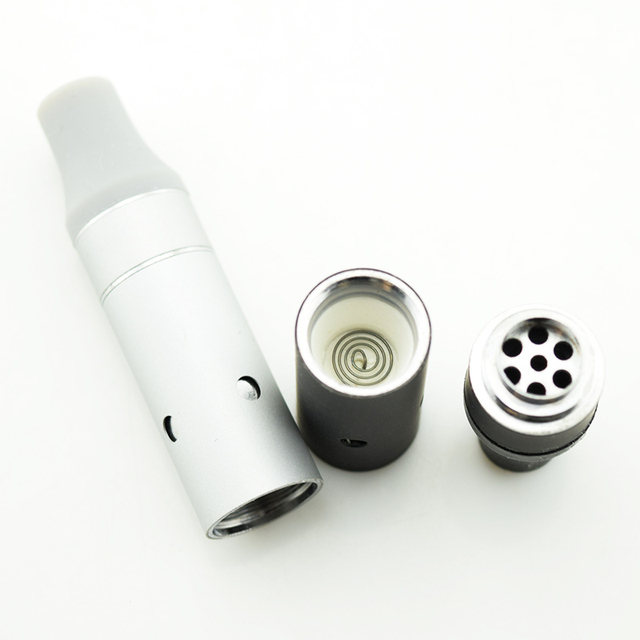 , Electronic cigarette blister kit Mini ago dry herb vaporizer e cigarette  ego battery 510 thread vaporizer vape pen herbal
