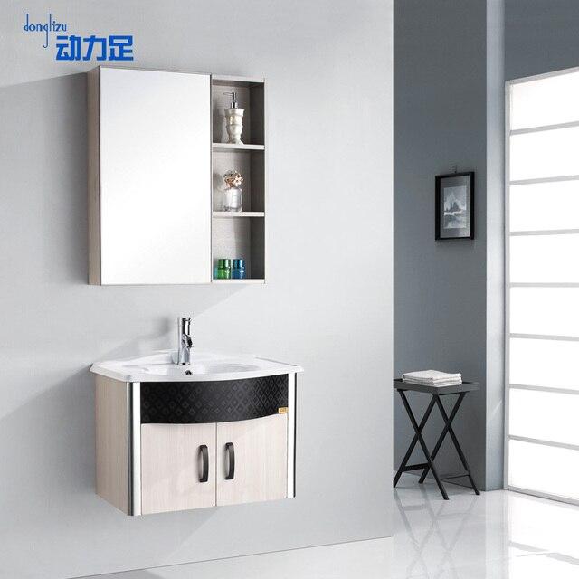 Genoeg kracht schuiven modulaire badkamermeubel spiegelkast badkamer ...