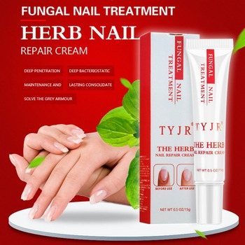 2018 New Nail Care Treatment Nail Fungus Oil Onychomycosis Paronychia Anti Fungal Nail Infection 15g Repair Nails