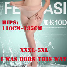 Laddering Proof Collant Femme  Size Plus Pantyhose Run None Rip XXXL Extra Large 5XL Maternity Chubby