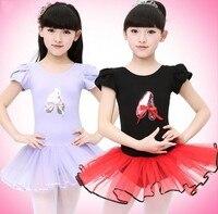 Ballet Dress For Children Dance Leotard Tulle Dress Wear Leotard Ballet Tutu New Costume Fashion Gymnastics