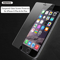 Transparent Glass Screen Protector for iPhone 6s Plus i6 Plus Tempered Glass Guard Film 9H Hardness Anti Scratch High Quality