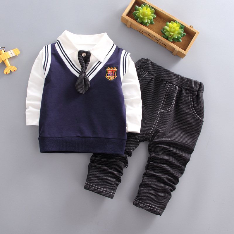 Pants Boy Outfits Suits IENENS Kids Baby Boys Clothes Clothing Sets T-Shirt