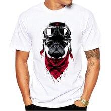 Pug Rider T-Shirt