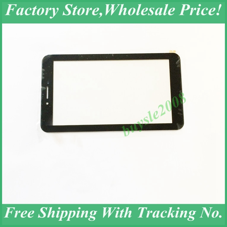 On Sale Original New Touch Screen 7 irbis TX 68 3G Tablet Touch Panel Digitizer Glass Sensor replacement Free Shipping original new 8inch cg78229a0 1 tablet touch screen digitizer touch panel glass sensor replacement free shipping