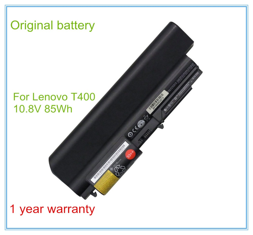 все цены на Original Battery For T400 2764 2765 6473 7417 FRU 42T4771 42T5262 42T5264 42T4678 42T4745 9Cell 85Wh онлайн
