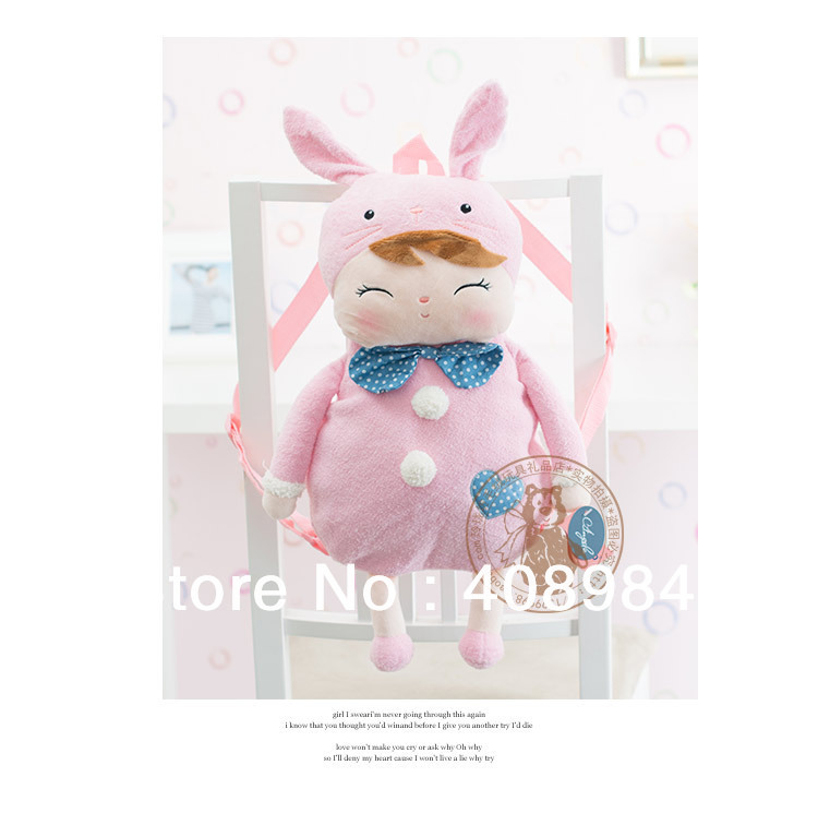 plush Cute Angela Child Backpack for your kid many type