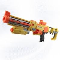 74cm Big Toy Gun Infrared Sighting Plastic Electric Nerf Gun Arma Toys CS Game Soft Bullet