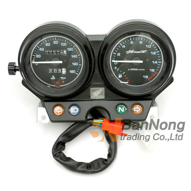 For Honda Hornet 250 06-07-08 year  Motorcycle Gauges Cluster Speedometer Tachometer Odometer KM/H RPM Instrument Assembly