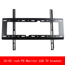 VESA standard Universal 26-55 inch adjustable plasma PC Monitor LCD TV bracket  Display wall mount stent