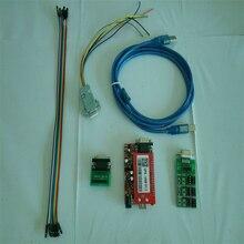 Неохлаждаемый параметрический усилитель с USB V1.3 программист с полным набором адаптер УПА основной платы и плата EEPROM и соединительный кабель для Неохлаждаемый параметрический усилитель с USB v1.3