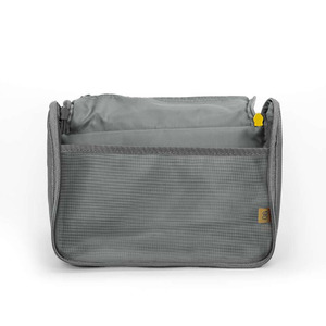 Image 3 - Xiaomi Mijia 90Fun borsa da viaggio tessuto di Nylon portatile idrorepellente grande apertura a forma di U appeso Design mezza rete borsa di stoccaggio