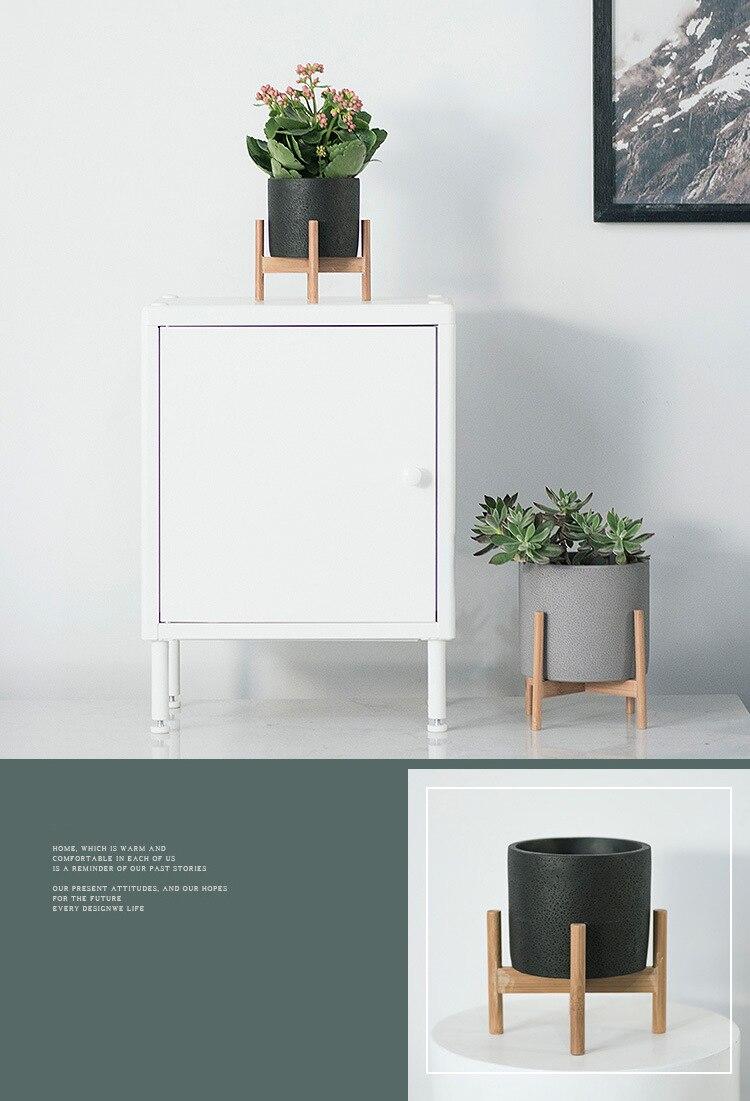 simples sala estar varanda conjunto vaso de flores