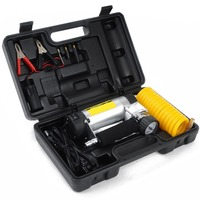 Multi Function Gun Auto Stop High Pressure Air Compressor Inflator Rifle Airgun Scuba Air Pump