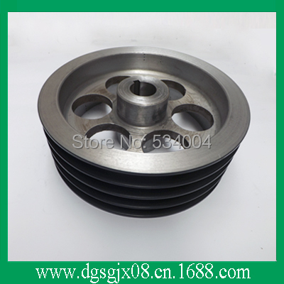 Steel Driving Pulley m75 750kgs pulley 304 stainless steel roller crown block lifting pulley factory direct sales all kinds of driving pulley
