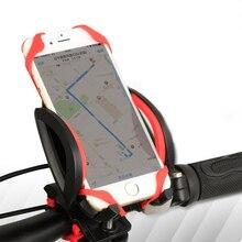 360 Градусов Вращающийся Горный Велосипед Руль Мешок Спорт Велоспорт Езда Телефон Контейнер Кронштейн для Iphone GPS