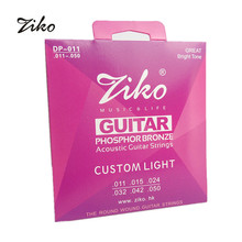 ZIKO 011-050 DP-011 Acoustic guitar strings musical instruments Accessories