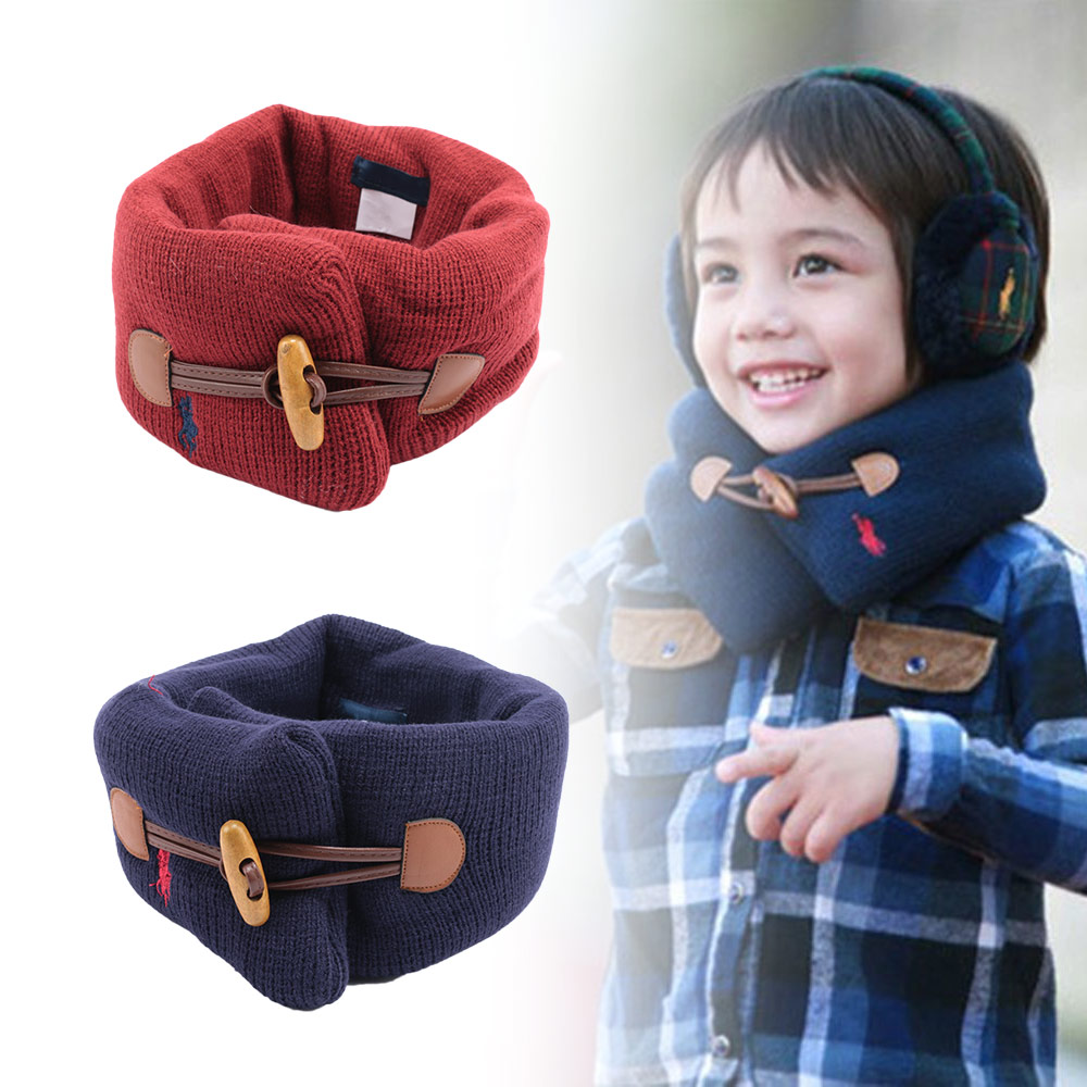 Enthusiastic 1pc Fashion Lovely Children Scarf Autumn Winter Boys Girls Baby Kid Solid Warm Thick Shawl Soft Unisex Neck Scarf Factories And Mines Girl's Accessories