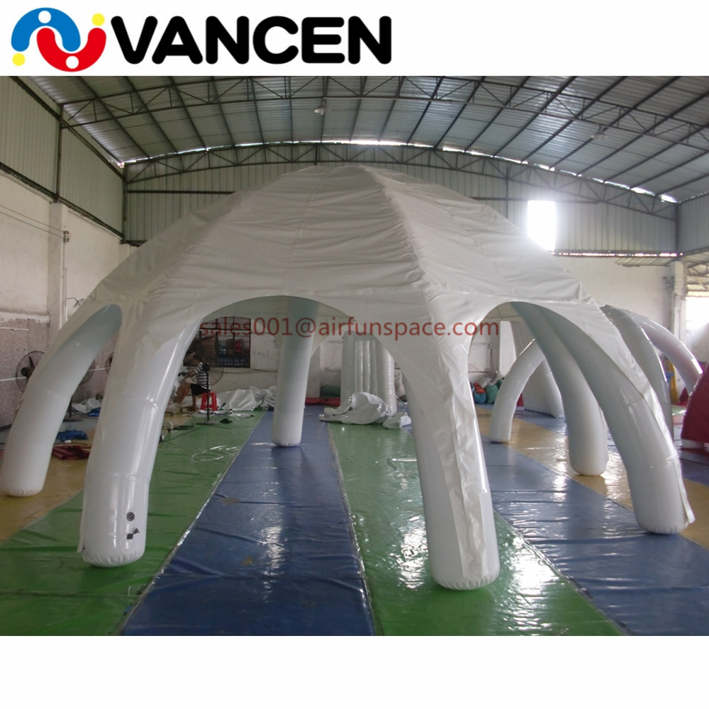 inflatable spider tent04