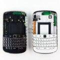 Новый Полный дело Полный Крышку Корпуса Для Blackberry Bold Touch 9900 Клавиатура + Передняя Рамка + Ближний Рамка + Крышка Батареи