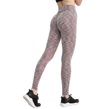 Solid High Waist Push Up Leggings Women Sexy Workout Legging Femme Highly Elastic Classic Trousers Female 13 Color