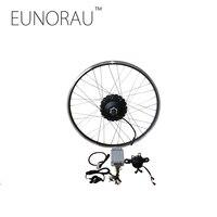 Новый 48V1000W MAC с технологией сзади 8 т кассета концентратор Электрический Мотор велосипед комплект 26 27,5 28 ''колеса электрический велосипед