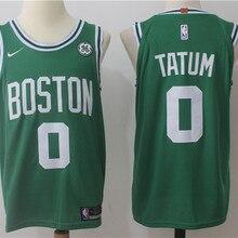 7d8ee8a4096 Mens Boston Gordon Hayward Kyrie Irving Al Horford Jayson Tatum Jaylen Brown  Paul Pierce Kevin Garnett Ray Allen jersey