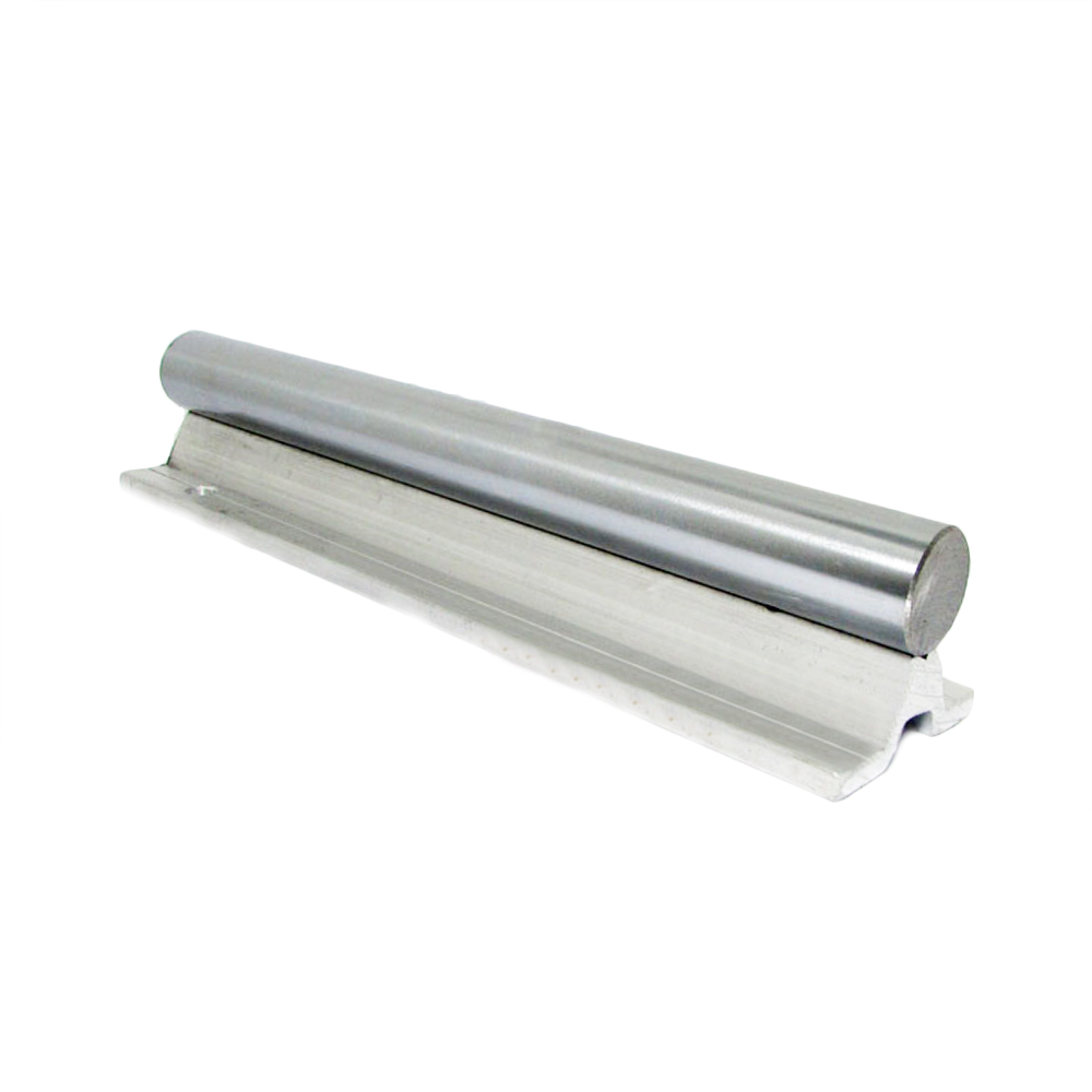лучшая цена SBR12 12mm linear rail L800mm length 800mm 1pc SBR12-L-800mm linear guide cnc router 3D print part linear rail guide linearShaft
