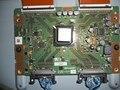 4163TP CPWBX RUNTK CPWBX4163TP LCD T-con Board Logic Board