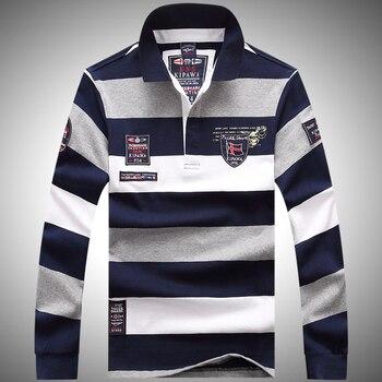 2017 брендовая одежда, свитер для мужчин, высокое качество, Tace & Shark свитер, деловой стиль, пуловер, мужские полосатые свитера, свитер с акулой >> Dollar Store