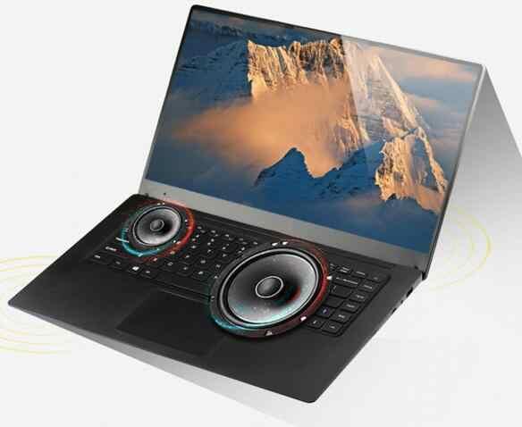 DEEQ Máy Tính Xách Tay 15.6 inch RAM 8GB SSD 512GB Intel Quad Core Laptop Với Màn Hình Hiển Thị lớn laptop mini giá rẻ Win10