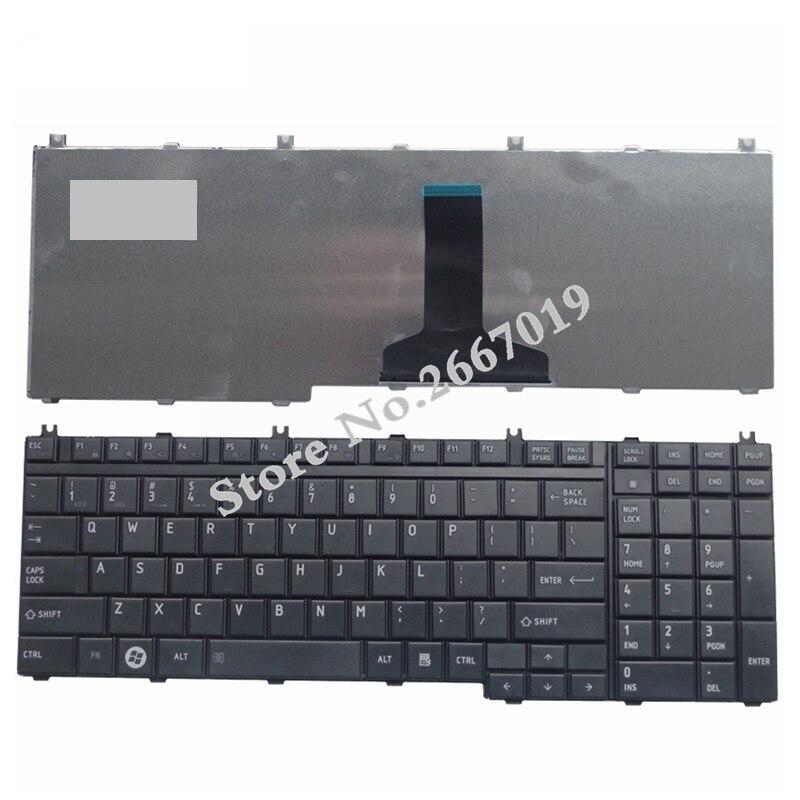 UNS Für TOSHIBA X505 X500 A500 P300 L500 L505 A505 L550 P200 X300 A505D F501 L535 P205 P505 L350 Laptop-tastatur Englisch