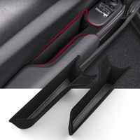 2pcs Interior Front Car Interior Door Armrest Glove Storage Container Box Case Holder for Mini Cooper F56 Car Styling Accessorie