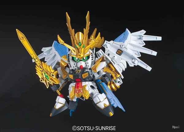 Anime figuras de ação SD/BB Gundam RX-78-2 8 cm modelo SD Q versão Guerreiros de Batalha Bravos quente kits de brinquedos robot Puzzle presentes hobby