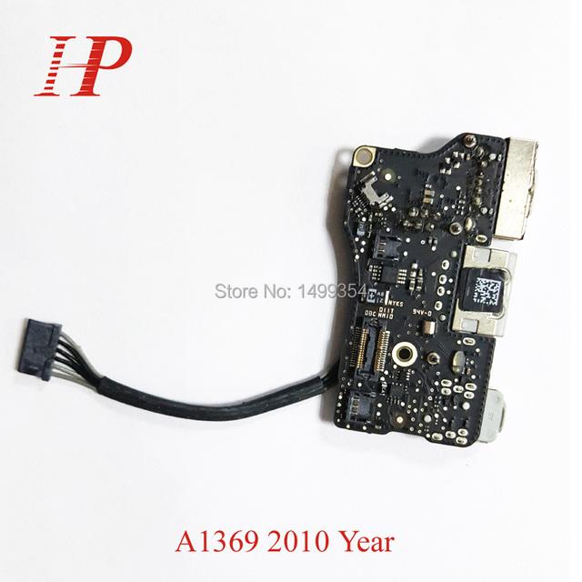 820-2861-A Para Macbook Air de 13 Pulgadas A1369 2010 Año Original del Reemplazo de Piezas Del Ordenador Portátil Panel de Alimentación tarjeta de Potencia