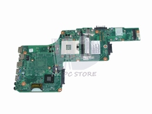 Материнская плата V000275290 V000275070 V000275410 для ноутбука Toshiba Satellite L855, материнская плата 6050A2491301 HM76, поддерживает только i3 i5