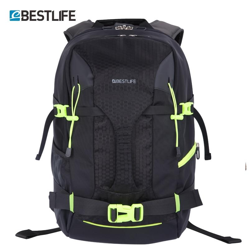 BESTLIFE Man Carry On Bagage Resväska Axelväskor Stor Kapacitet - Väskor för bagage och resor - Foto 1