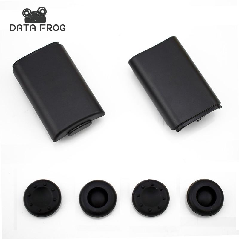 2x aa Сменный Чехол для батареи комплект беспроводного контроллера