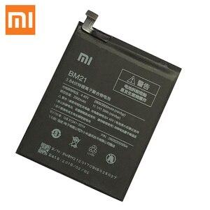 Image 2 - 100% orijinal Xiaomi BM 21 not pil BM21 bm21 3GB RAM lityum polimer Bateria Bateria 3000mAh bm21 pil