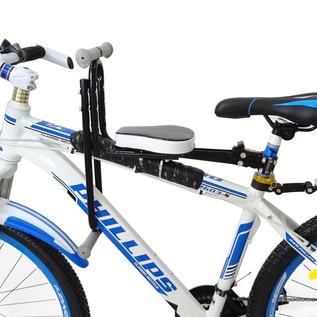 roller elektro fahrrad kinder sitz vorne mountainbike vorne sattel kinder baby kindersitz falten. Black Bedroom Furniture Sets. Home Design Ideas