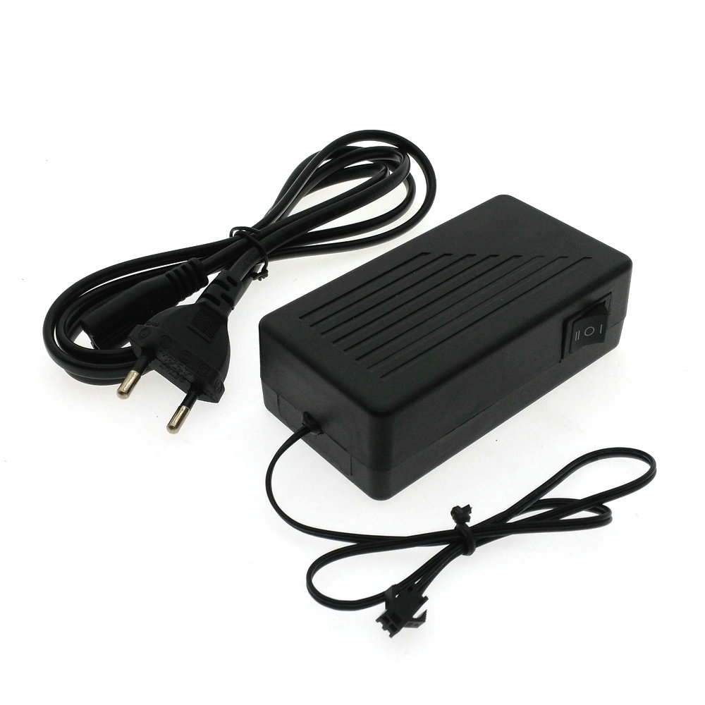 Us 11 69 22 Off 220v 1 50m El Wire Lighting Transformer Neon Lights Driver Supply Eu Plug In Transformers From