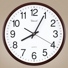 Entzuckend Large Decorative Wall Clocks Home Decor Self Adhesive Silent Digital Wall  Clock Modern Design Wanduhr Kids