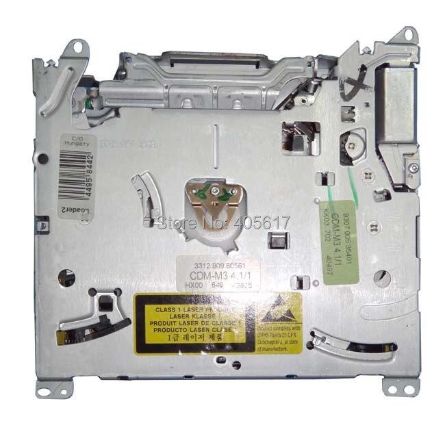 Mécanisme Original de voiture de CDM-M3 4.1/1, mécanisme simple de voiture de CD de CDM-M3 pour le système audio de voiture de TOYOTA HY VW FORD