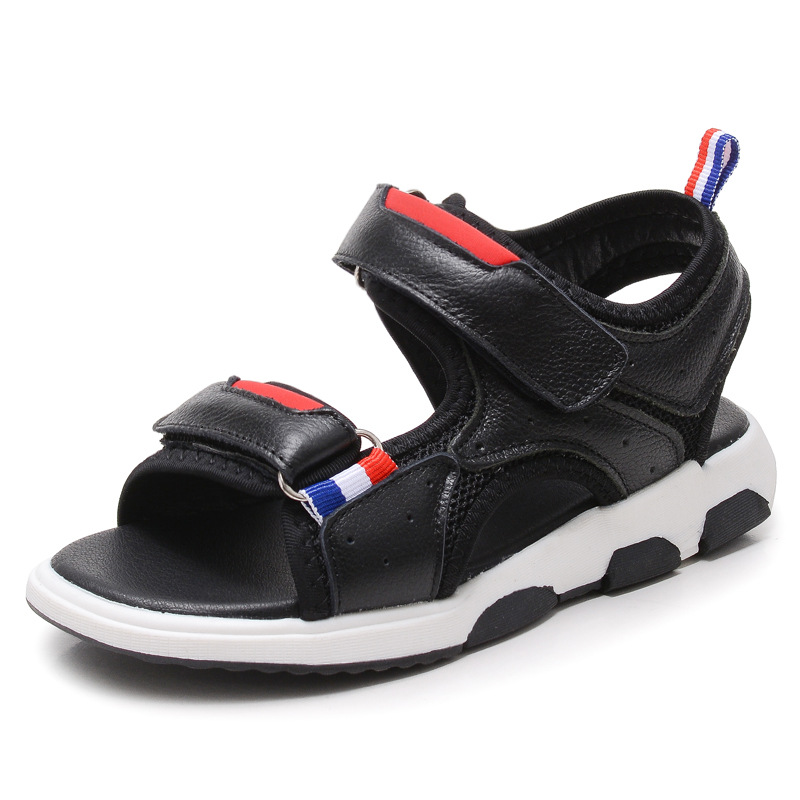 2018 Summer New Style Boys Sandals Childrens Casual Shoes Comfort High Quality Sandal For Kids Boy Beach Sandals Plus Size MX01