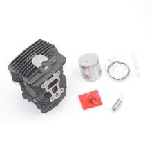 Поршень в сборе Комплекты мм 40 мм для Stihl MS211 MS211C двигатель цепной пилы восстановить Запасные части #11390201202