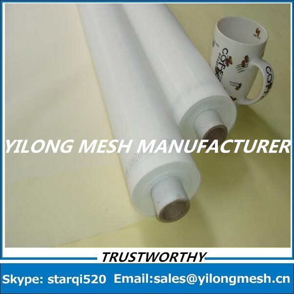 Fast Delievery!!! 35 Meters 55T(140mesh) -165cm Polyester Bolting Cloth Textile Screen Printing Mesh