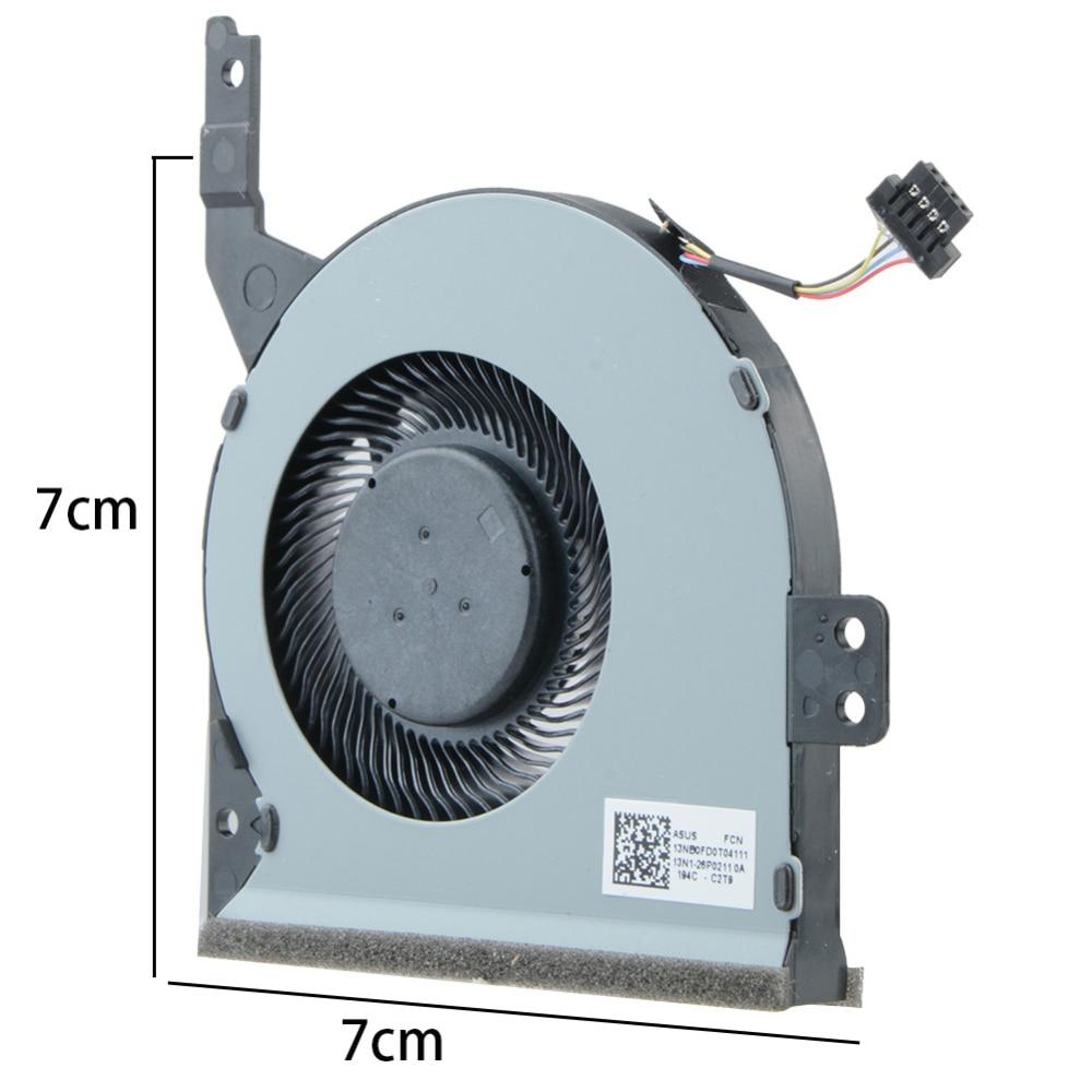 Asus X542 X542BA X542U X542UA X542UQ X542UR Laptop Cpu Cooling Fan