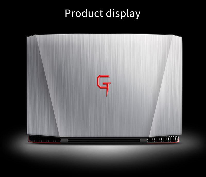 HTB1aGoTXzihSKJjy0Ffq6zGzFXaV - BBEN Laptop Nvidia GTX1060 GDDR5 Intel i7 Kabylake 8GB RAM M.2 SSD RGB Backlit Keyboard Win10 WiFi BT Gaming Computer 15.6'' IPS